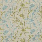 Ткань для штор Whisp embroidery Pistachio Meadow Iliv