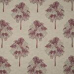 Ткань для штор Woodland MAGENTA Meadow Iliv