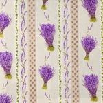Ткань для штор BRIN 001 CREME Carrousel Galleria Arben