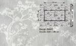 Ткань для штор DAME 004 Souffle Galleria Arben