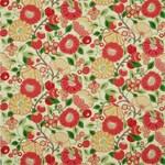 Ткань для штор 224440 Autumn Prints Sanderson