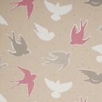 Ткань для штор F0404-4 Maritime Print Clarke&Clarke