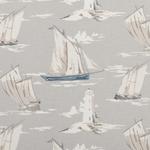 Ткань для штор F0409-2 Maritime Print Clarke&Clarke