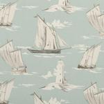 Ткань для штор F0409-3 Maritime Print Clarke&Clarke