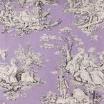 Ткань для штор FONTEVRAUD LANDES 003 LILAS Carrousel Galleria Arben