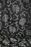 Ткань для штор Fiona-Black Baccardi KT Exclusive