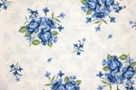 Ткань для штор Azov Roselline A 02- Хлопок