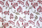 Ткань для штор Azov Orissa C 01- Хлопок