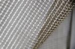 Ткань для штор Tendaggi Stella 03- Крупная сетка