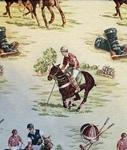 Ткань для штор Arazzo Polo- Гобелен