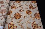 Ткань для штор NARCISSUS 11-Sienna Valentina Galleria Arben
