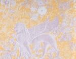 Ткань для штор WESTMACOTT - GOLD - Col.K00028  Kohro