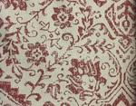 Ткань для штор KILIM 30 HENNA RED Balenciaga Galleria Arben
