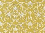 Ткань для штор LACEY 244 ACID GREEN Balenciaga Galleria Arben