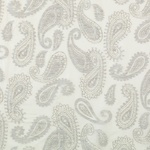 Ткань для штор PAISLEY LIGHT GREY Paisley Galleria Arben
