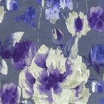 Ткань для штор ROSIE LAGOON 003 Aquarelle Galleria Arben