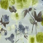 Ткань для штор ROSIE LIME 002 Aquarelle Galleria Arben