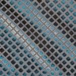 Ткань для штор ROYAL 06 SAPPHIRE Glamour Galleria Arben