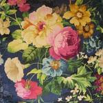 Ткань для штор Sabatini col. 04 Allure Alhambra