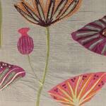 Ткань для штор ANGKORLOTUS Myanmar Voyage Decoration