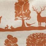 Ткань для штор CAIRNGORMSRUST Blair and Cairngorms Voyage Decoration