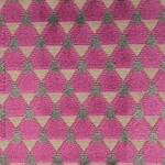 Ткань для штор DILANIFUCHSIA Myanmar Voyage Decoration