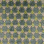 Ткань для штор DILANIPEACOCK Myanmar Voyage Decoration