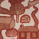 Ткань для штор GLENDALERUST Glendale Voyage Decoration