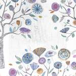 Ткань для штор MOOLYANAWINTER Myanmar Prints Voyage Decoration