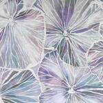 Ткань для штор NELUMBOAMETHYST Alchemy Prints Voyage Decoration