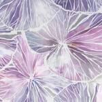 Ткань для штор NELUMBOTOURMALINE Alchemy Prints Voyage Decoration
