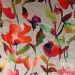 Ткань для штор NOLAGRENADINE Iridescence Velvets Voyage Decoration