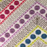 Ткань для штор PATONGLOTUS Iridescence Velvets Voyage Decoration
