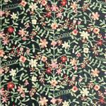 Ткань для штор SABINAPOPPYBLACK Mazurka Voyage Decoration