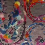 Ткань для штор SHRABANACARNIVAL Myanmar Voyage Decoration
