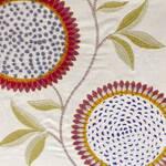 Ткань для штор SURYAORCHID Rashiekas Garden Voyage Decoration