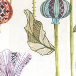Ткань для штор SUTAMIECRU Myanmar Prints Voyage Decoration