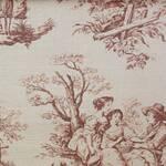 Ткань для штор VALENCAY_TOILE_VINTAGE Villandry Warwick
