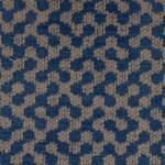 Ткань для штор VORTEXCOBALT Geometry Warwick