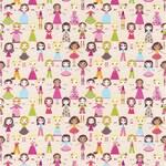Ткань для штор 120218 All About Me Fabrics Harlequin