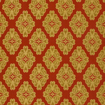Ткань для штор Thibaut Montgomery Red F96013