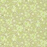Ткань для штор Thibaut Denmark Green and Beige F96034