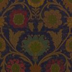 Ткань для штор Thibaut Buccini Navy F96054