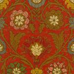 Ткань для штор Thibaut Buccini Red F96058