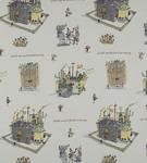 Ткань для штор AW147-01 Roald Dahl Fantabulous Ashley Wilde