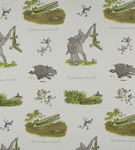 Ткань для штор AW150-01 Roald Dahl Fantabulous Ashley Wilde