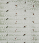Ткань для штор AW166-01 Roald Dahl Fantabulous Ashley Wilde