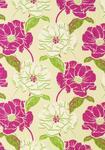 Ткань для штор Thibaut Hampton Ponds Pink F99242