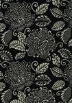 Ткань для штор Thibaut Waterbury Black F99299