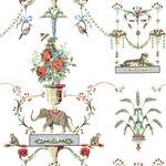 Ткань для штор FC92347 Thibaut Classics Thibaut